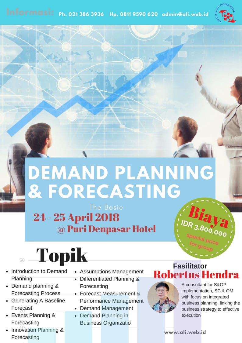 demand forecasting logistik